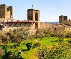 Itinerario Monteriggioni