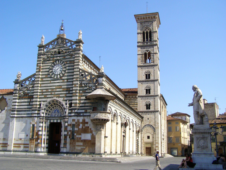 Prato - Piazza Duomo