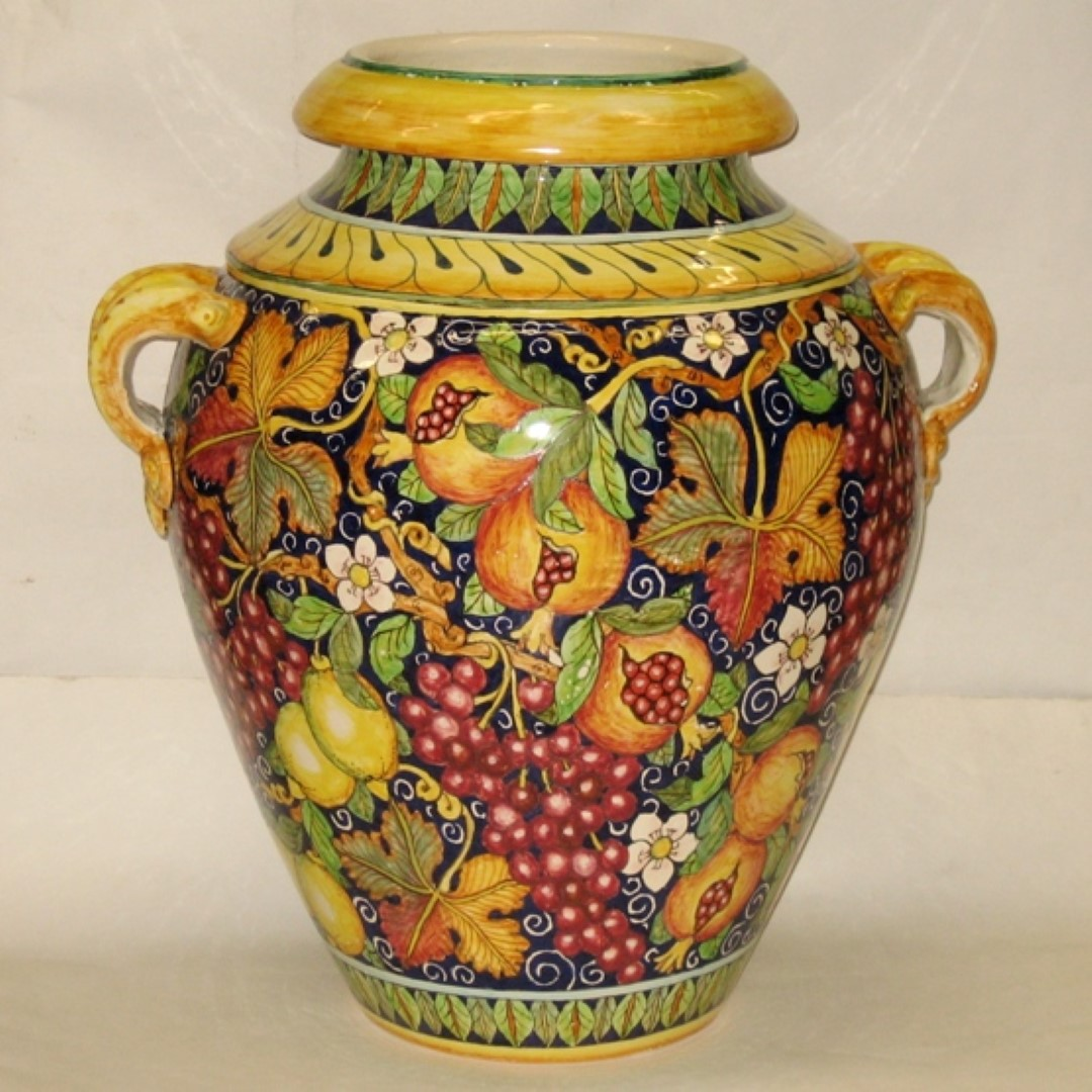 Ceramiche Toscane Montelupo Fiorentino ceramiche d'arte parrini - artour