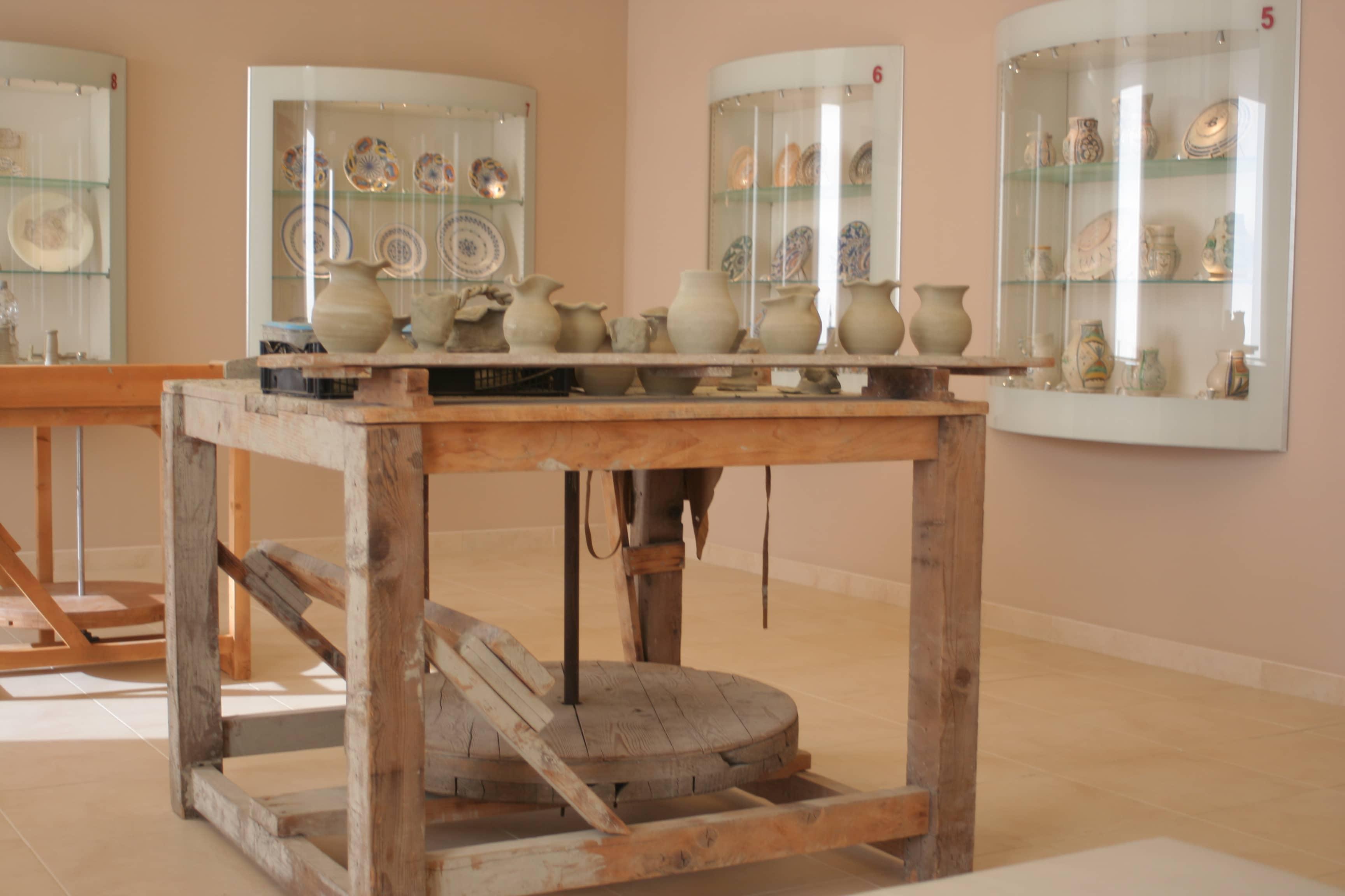 Ceramiche Toscane Montelupo Fiorentino museo della ceramica di montelupo fiorentino - artour